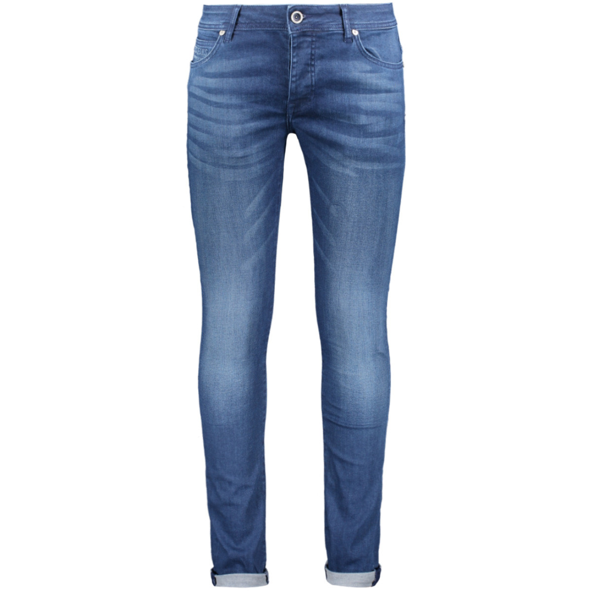 dust super skinny 75528 cars jeans blue coated