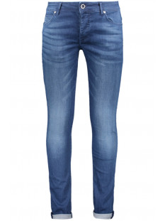 Cars Jeans DUST SUPER SKINNY 75528 BLUE COATED