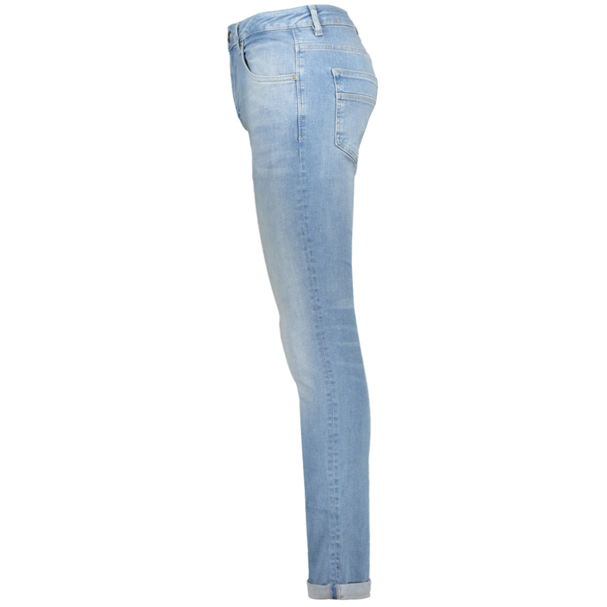 bates denim 74628 cars jeans 75 bleached used
