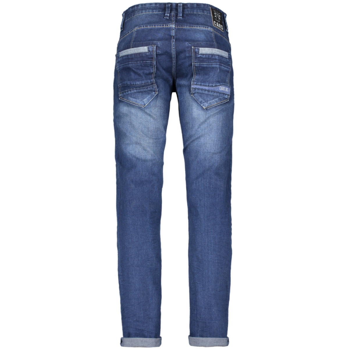 loyd regular str 74438 cars jeans 03 dark used