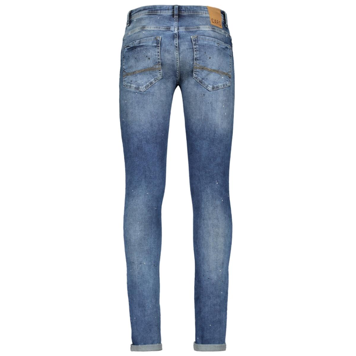dust super skinny 75528 cars jeans 28 spot dark used
