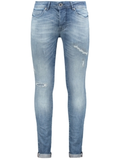 Cars Jeans ARON SUPER SKINNY 72828 87 DAMAGE MANHATTAN WASH