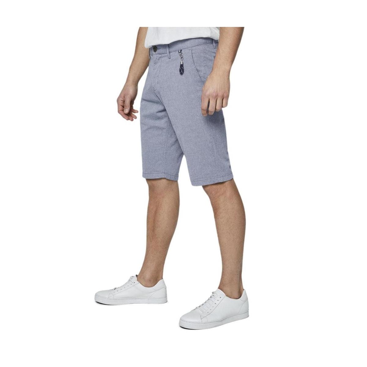 getextureerde chinoshorts 1016533xx10 tom tailor korte broek 21871