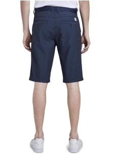 josh regular slim short 1016340xx10 tom tailor korte broek 11293