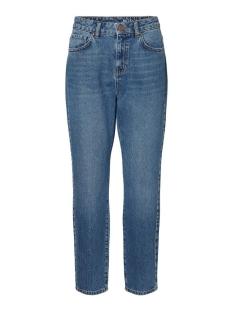 nmisabel hw ankl mom jns ki018mb bg noos 27010954 noisy may jeans medium blue denim