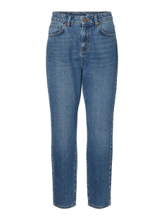 Noisy may Jeans NMISABEL HW ANKL MOM JNS KI018MB BG NOOS 27010954 MEDIUM BLUE DENIM