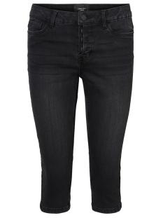 Vero Moda Jeans VMSEVEN MR BUTTON FLY KNICKERS VI12 10228580 BLACK