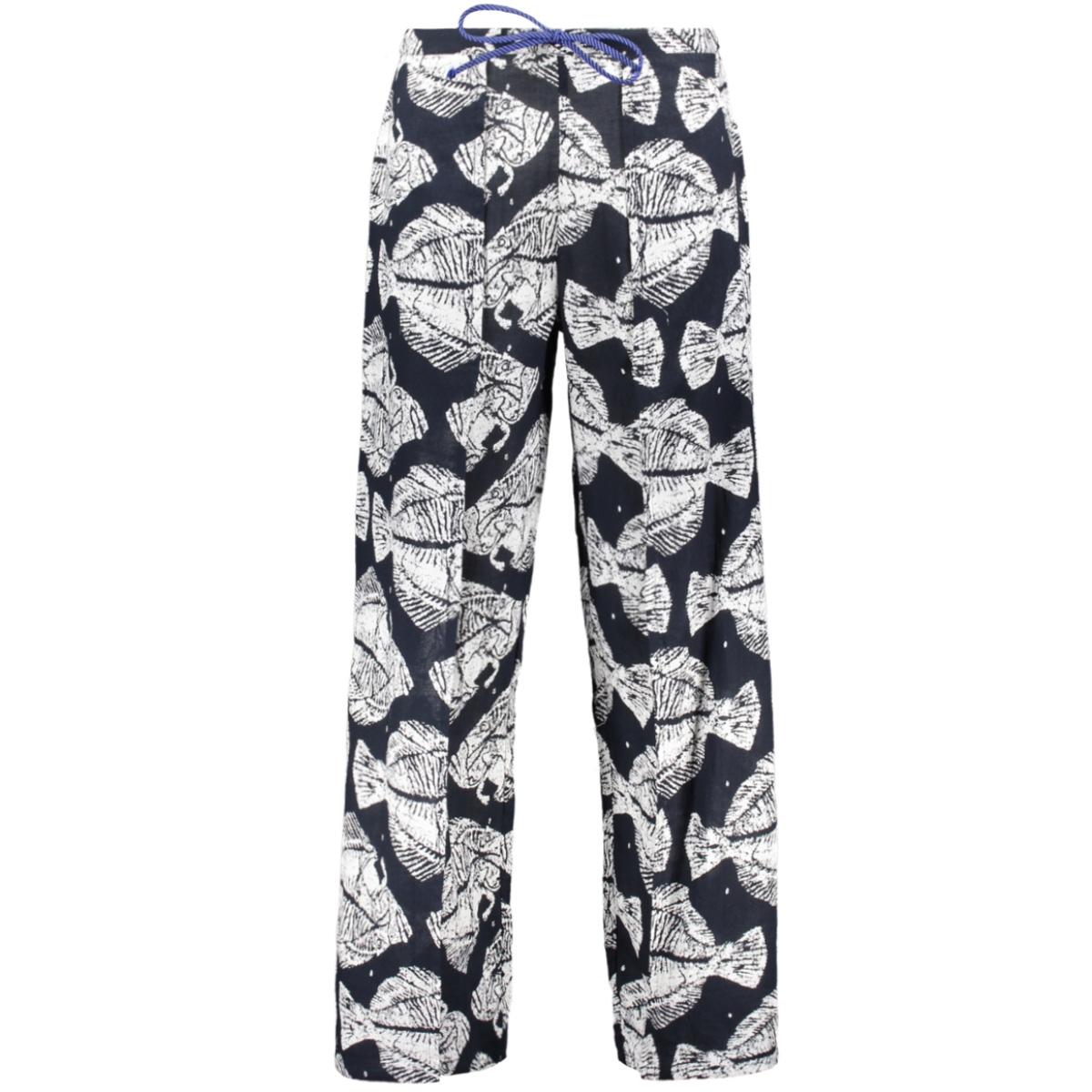 beach pants piranha 20 008 0202 10 days broek dark grey blue