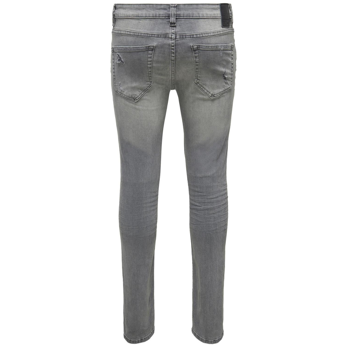 onsloom grey dcc 6525 noos 22016525 only & sons jeans grey denim