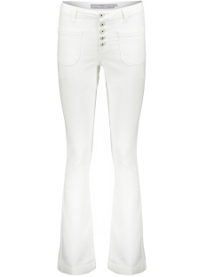 Geisha Jeans FLAIRED JEANS 01357 48 OFF WHITE