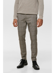 Only & Sons Broek onsMARK CHECK PANT GW 4198 22014198 Chinchilla