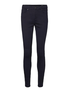 Vero Moda Broek VMHOT SEVEN MR SLIM ANK ZIP PANTS C 10209869 NIGHT SKY