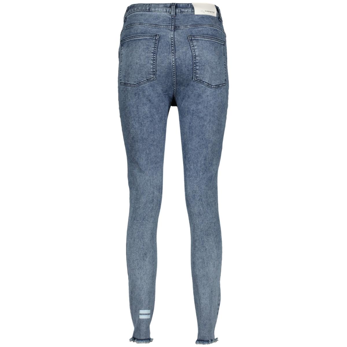 skinny denim washed 20 060 0203 10 days jeans 1082 blue