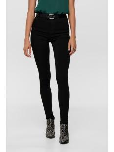 Only Jeans ONLFOREVER BLACK LIFE HW SK SOO796C 15184928 Black Denim