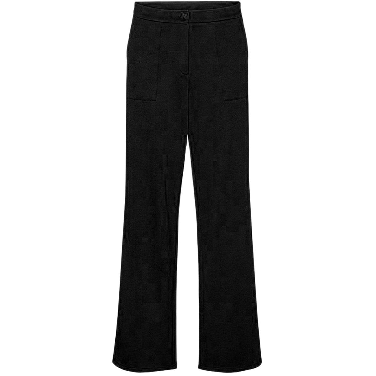 vmbrigit hw pant tlr 10233959 vero moda broek black