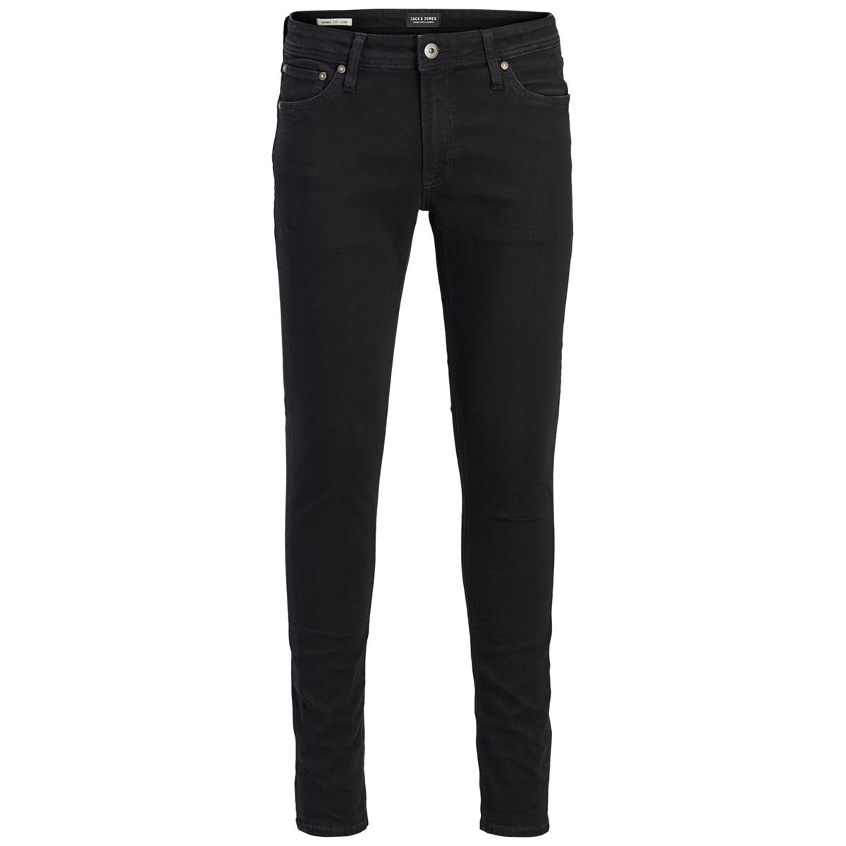 jjiliam jjoriginal am 816 noos 12148916 jack & jones jeans black denim