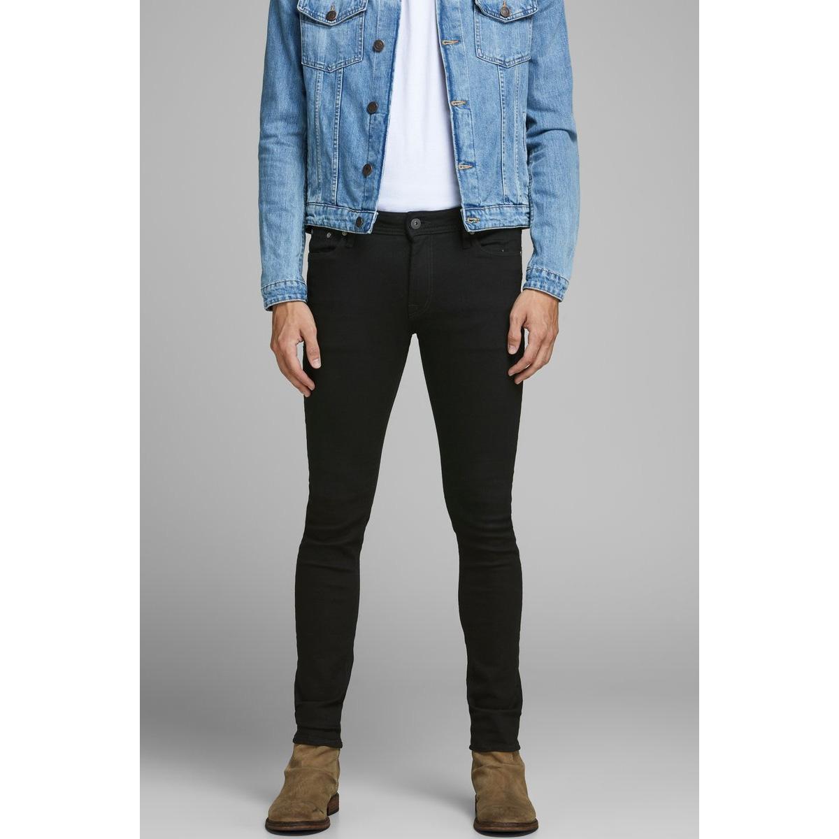 jjiliam jjoriginal am 009 50 sps no 12109952 jack & jones jeans black denim
