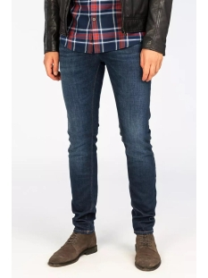 Vanguard Jeans RIDER VTR85 Scrambler Dark Night Wash