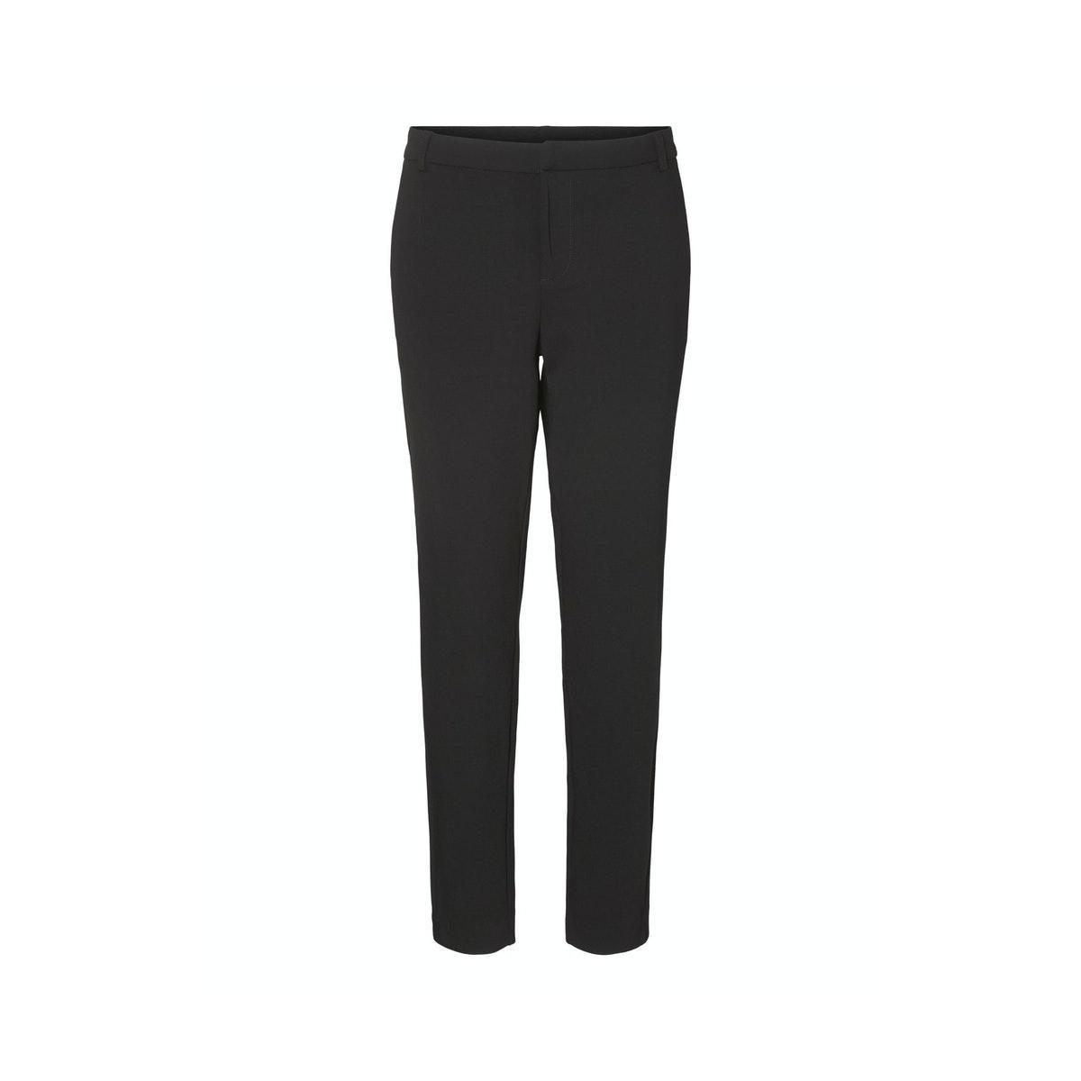 vmlilith mr jersey ankle pant color 10233499 vero moda broek black