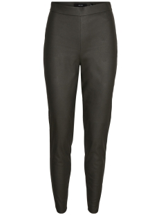 Vero Moda Legging VMJANNI HW PU LEGGING COLOR 10236803 Peat