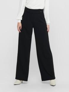 Jacqueline de Yong Broek JDYGEGGO NEW LONG PANT JRS NOOS 15208430 Black/BLACK BUTT