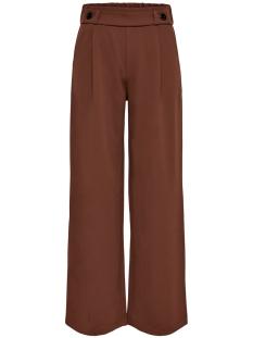 Jacqueline de Yong Broek JDYGEGGO NEW LONG PANT JRS NOOS 15208430 CHERRY MAHOGANY