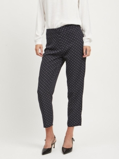 Vila Broek VISUANE DOT PANTS /RX 14052013 DARK NAVY