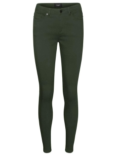 Vero Moda Broek VMTANYA MR S PIPING ANK ZIP J CLR C 10235569 Peat