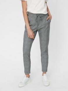 VMEVA MR LOOSE STRING CHECKED PANTS 10202048 Grey/WHITE