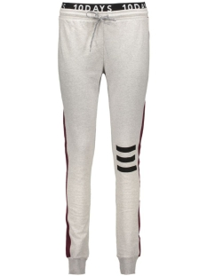 10 Days Broek 16WI-0023 89-0189 Light Grey Melee
