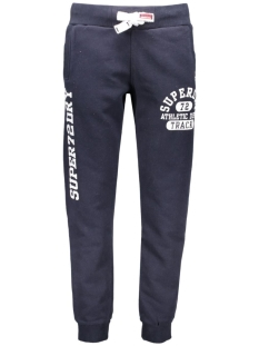Superdry Broek M70000XNF1 Truest Navy