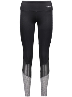 Reece Leggings 834614 PAIGE LONG TIGHT 9030 Grey - Black