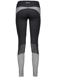 834614 paige long tight reece sport broek 9030 grey - black
