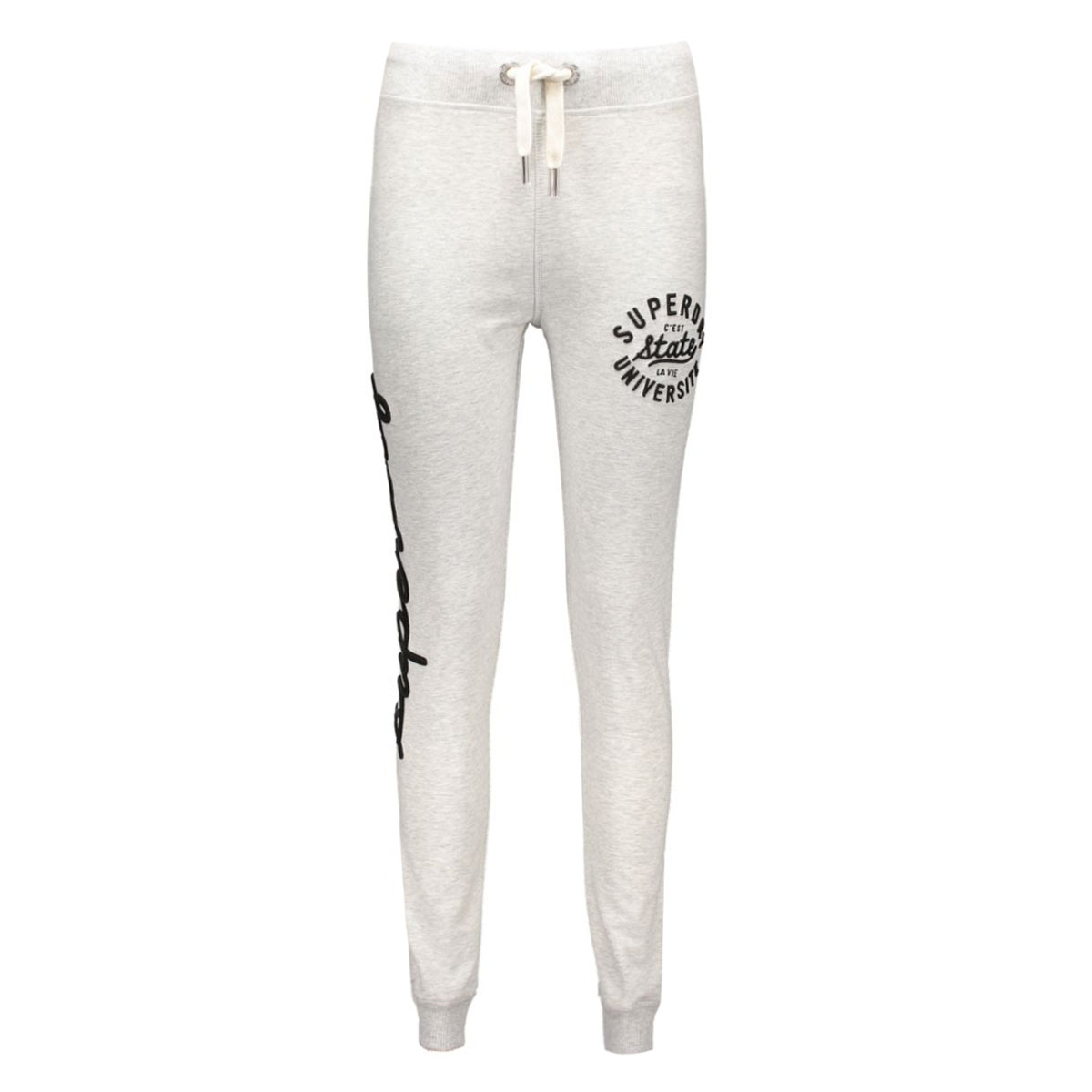 g70000pn applique jogger superdry broek 54g ice marl