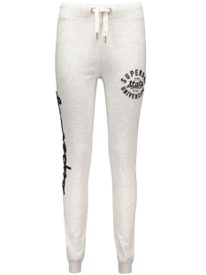Superdry Broek G70000PN APPLIQUE JOGGER 54G Ice Marl