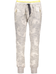 10 Days Broek 20-006-7101 LIGHT GREY MELEE