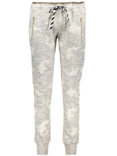 10 Days Broek 20-006-7103 LIGHT GREY MELEE