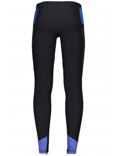 53041 running tight winter sans sport broek blauw wit