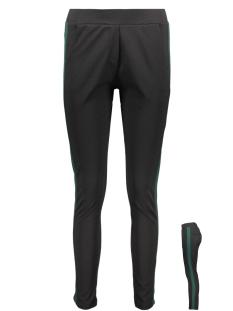 luba pant black/green luba broek black/green