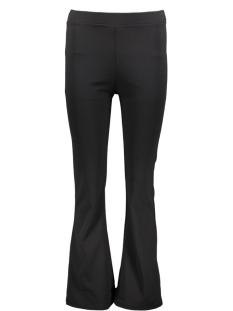 naomi pants flared luba broek black