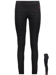 Zoso Legging ELLIS TIGHT PANT Black/Red