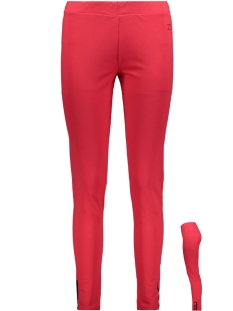 Zoso Legging ELLIS TIGHT PANT Red/Black