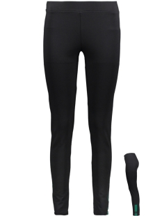 Zoso Legging FAME TIGHT PANT BLACK/GREEN
