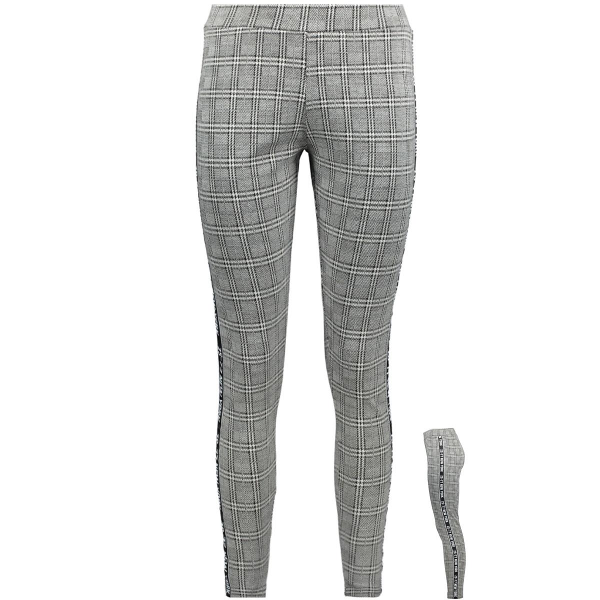 check sporty trouser zoso legging check