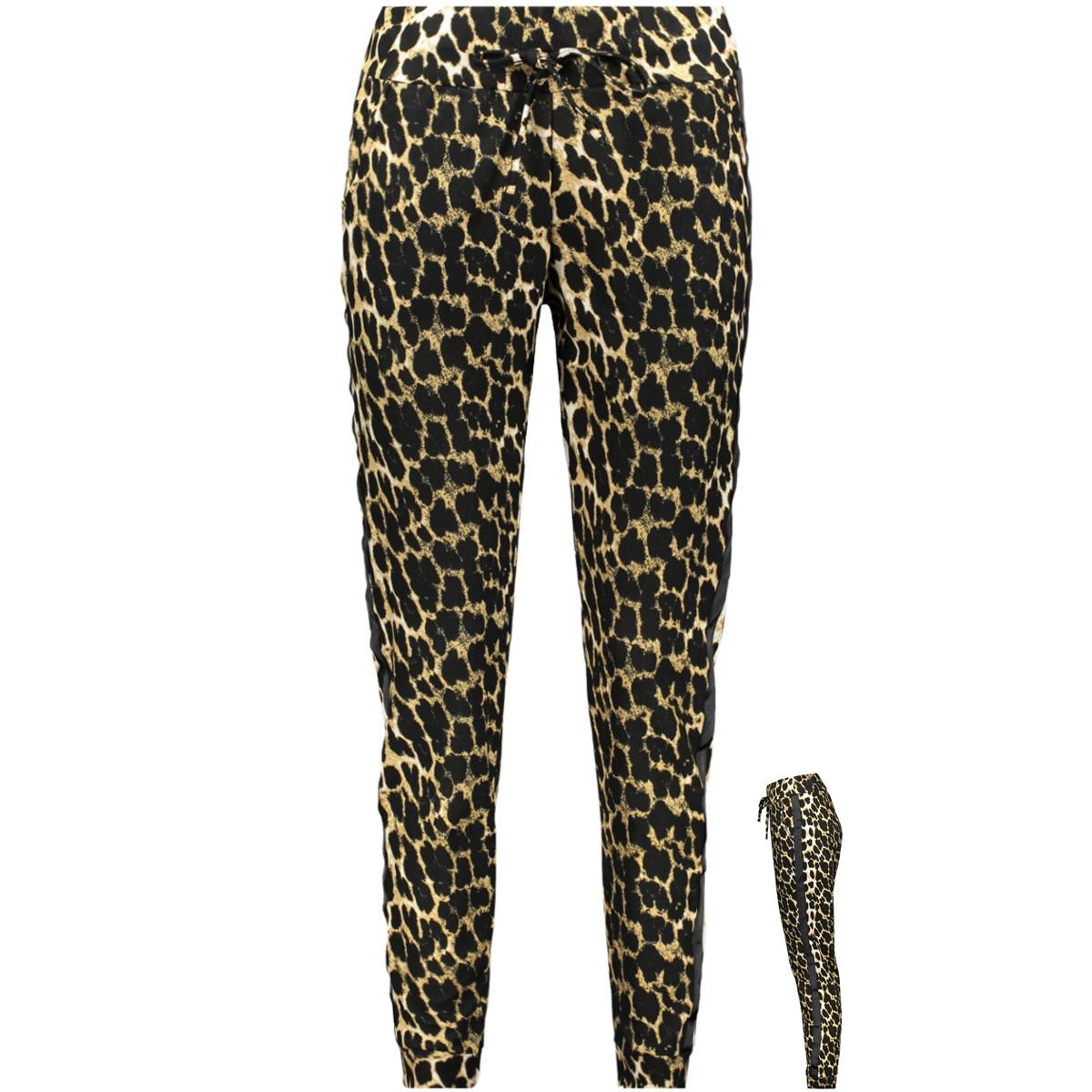 3334 pant iz naiz broek leopard