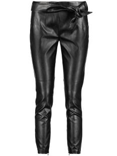pamela pu trousers 767 aaiko broek black