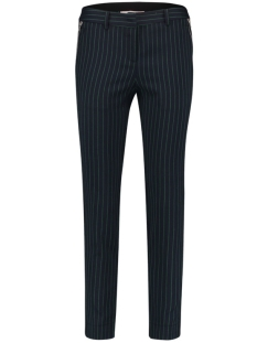 Aaiko Broek TRINI PES TROUSERS 344 MIDNIGHT BLUE