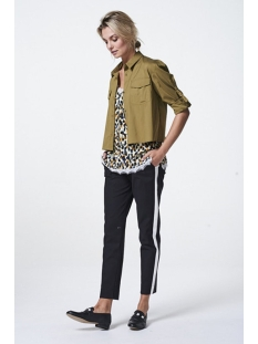 sarene co trousers 512 aaiko broek black