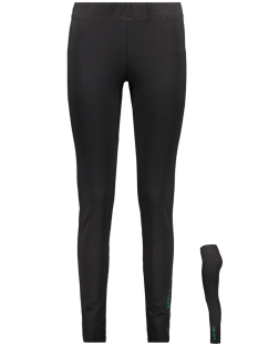 Zoso Legging GAME 2 TIGHT PANT BLACK/GREEN