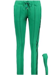 Zoso Broek FOXY LUXURY PANT GREEN/BLACK